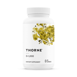 Vitamin D1000 Thorne