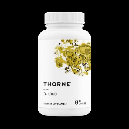 Vitamin D1000 Thorne